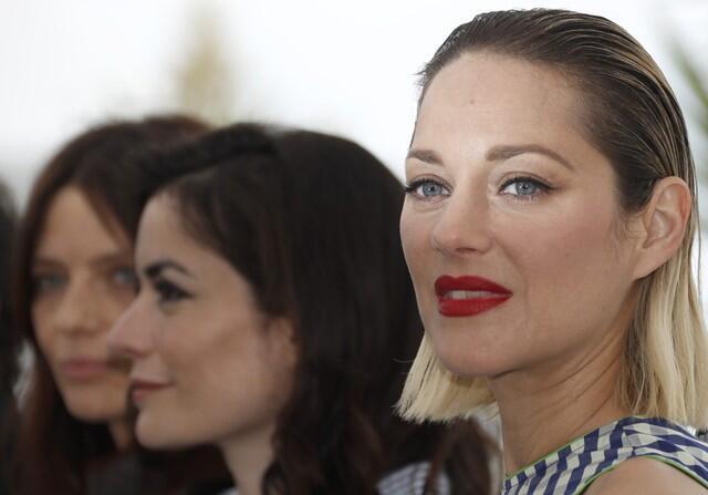 法國女星歌迪亞出任《天使面孔》一片主角