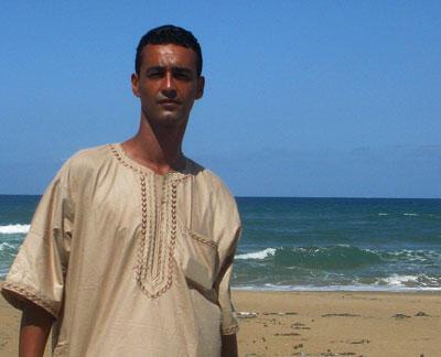 Karim Tedjani, écologiste algérien.