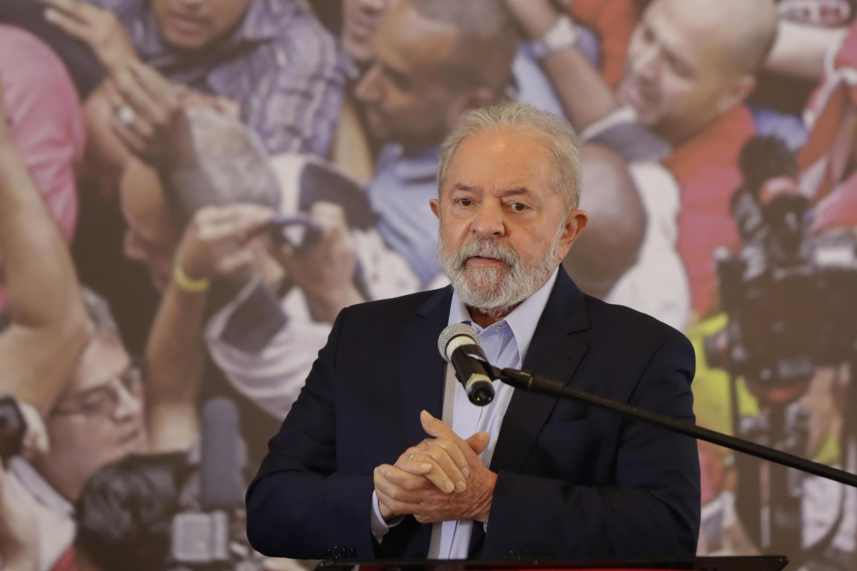 Lula Sao Bernardo Brésil