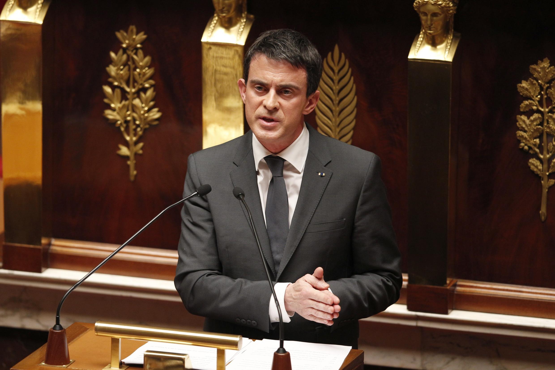 Firaminstan kasar Faransa Manuel Valls