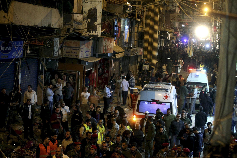 Drama ocorreu na noite de quinta para sexta-feira em Beirute.