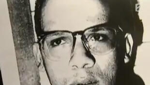 Abdelhakim Dekhar at the time of his conviction for helping Florence Rey and Audry Maupin