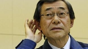 Tepco President Masataka Shimizu says fund has been set up to help disaster victims