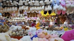Trung Quốc, xưởng đồ chơi trẻ con của thế giới.
