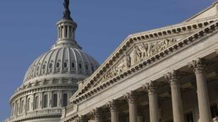 Dôme du Capitole, à Washington.