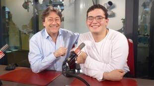 YADAM y Jordi Batallé en RFI