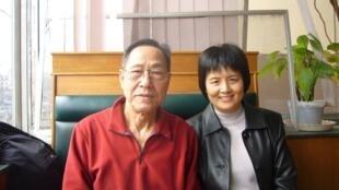 2008年,李南央與鮑彤的第一次見面。