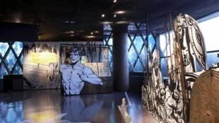 Musée du quai Branly. Exposition : «Tarzan ! Rousseau chez les Waziri».