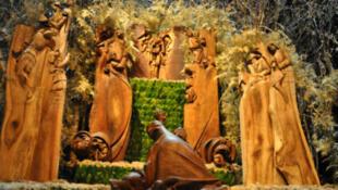La obra del escultor checo Jiří Netík estará expuesta en Notre-Dame hasta el 2 de febreo de 2014