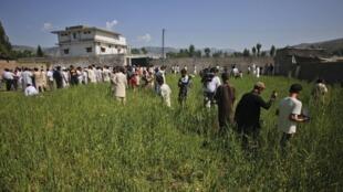 Nhà Ben Laden tại Abbottabad