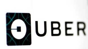 Nembo ya kampuni ya Uber inayotoa huduma za usafiri kupitia mtandao