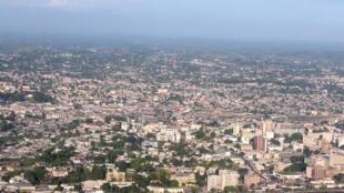 Le secteur des télécommunications serait le plus dynamique de l'économie gabonaise. (Photo: vue de Libreville).