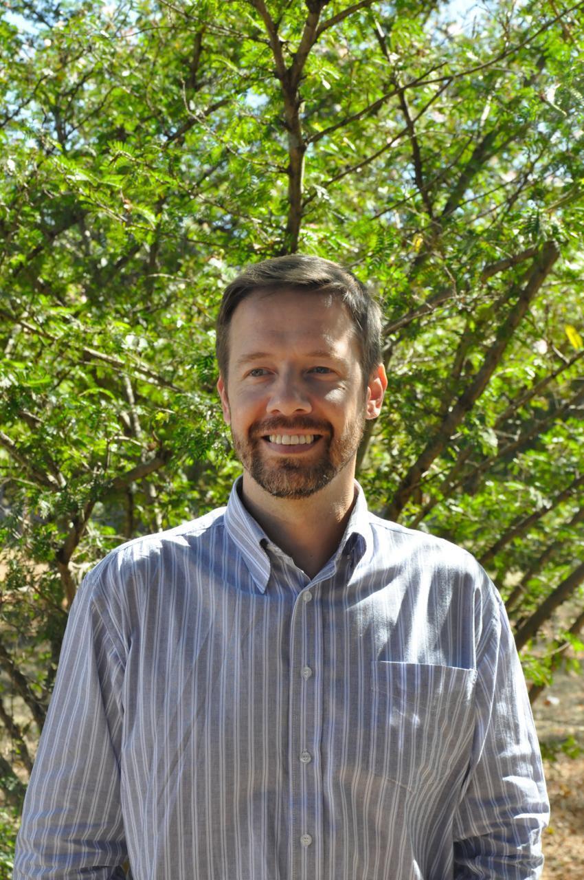 Carlos Ritll, pesquisador visitante do Instituto de Estudos Avançados em Sustentabilidade de Potsdam, Alemanha.