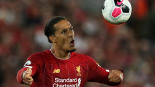 Virgil van Dijk na Liverpool