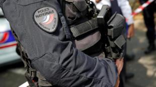 Полиция полагает, что задержанный намеревался совершить теракт