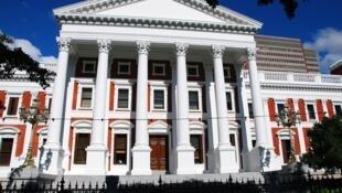 Le Parlement du Cap, en Afrique du Sud.