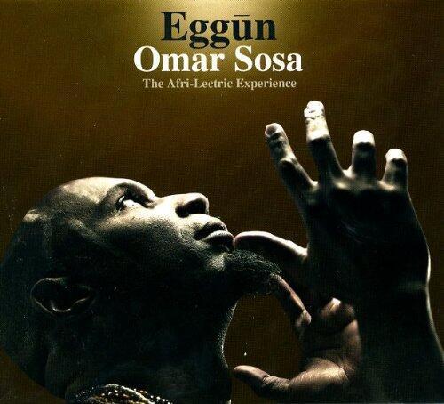 Portada del nuevo álbum de Omar Sosa.