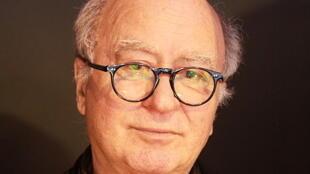 Georges Wolinski, au Salon du livre en 2011.