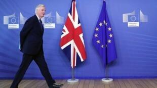 Le négociateur européen Michel Barnier, le 10 février 2019.
