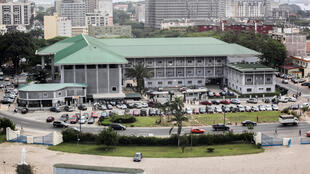 Vue du palais de justice d'Abidjan (photo d'archives).