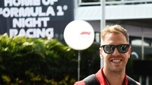 Sebastian Vettel was one of the stars of Formula 1 who was scheduled to compete at the Azerbaijan Grand Prix on 7 June.