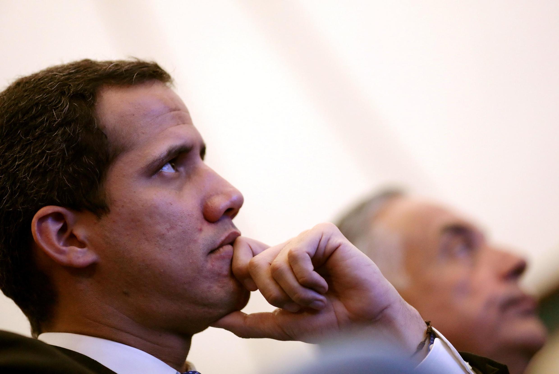 L'opposant Juan Guaido a souligné qu'il n'y avait pour l'heure «aucune négociation» avec le régime du président Maduro.