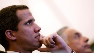 Talks, what talks? Venezuelan opposition leader Juan Guaido says there are no discussions in progress with the Maduro regime.