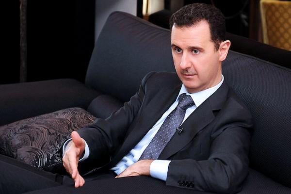 Shugaban Syria, Bashar al-Assad
