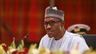 Conatrairement à son prédécesseur Goodluck Jonathan, le président nigérian Muhammadu Buhari est plutôt bien vu à Washington.