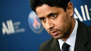 Nasser Al-Khelaifi, the Paris Saint-Germain president, said his club would not take part in a breakaway European Super League because he preferred European football's governing body Uefa to deal with the game's development.