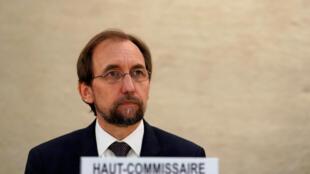 O Alto Comissário das Nações Unidas para os Direitos Humanos, o jordaniano Zeid Ra'ad Al Hussein, pediu hoje a criação de uma comissão internacional de inquérito para apurar abusos e a repressão aos opositores na Venezuela
