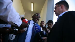 Advogado angolano Miguel Francisco