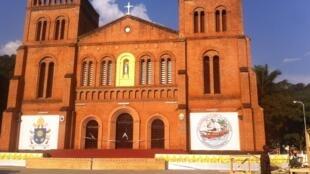 La cathédrale de Notre-Dame-de-l'Immaculée-Conception à Bangui (Image d'illustration).