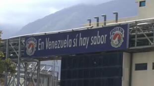 A Cervejaria Polar, responsável por até 80% da produção da Venezuela.