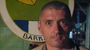 Le colonel Jean-Bruno Despouys, représentant du commandant de la force Barkhane au Mali.