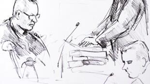 В Копенгагене начался суд над изобретателем Петером Мадсеном, которого обвиняют в истязании и убийстве журналистки Ким Валль на его частной подлодке