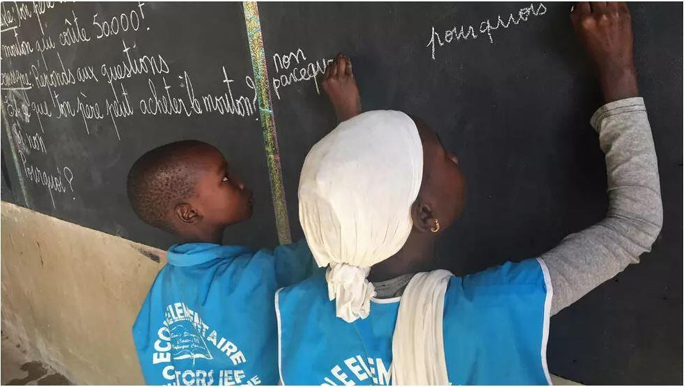 Bilinguisme à l'école au Sénégal