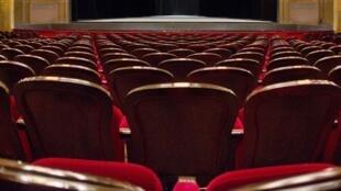 Salas de espectáculos encerradas por medidas sanitárias da Covid-19