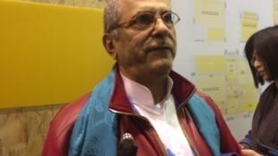 José Ramos Horta, chefe da delegação timorense à COP21 do Bourget, 10 de Dezembro de 2015
