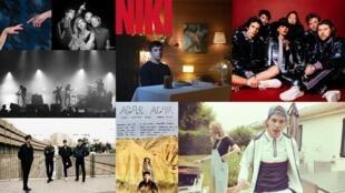 A nova geração de bandas e artistas franceses chega para revolucionar a cena musical.