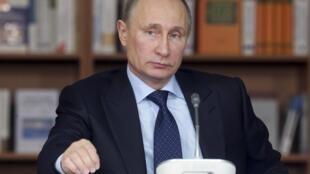 Владимир Путин, Кремль, 5 декабря 2013 года