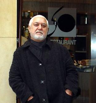 """علی توسلی، بنیانگذار  رستوران """"مزه"""" در محلۀ پانزدهم پاریس"""