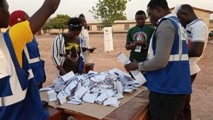 Vote counting_Ghana presidential elections 2020_Zubaida Mabuno Ismail