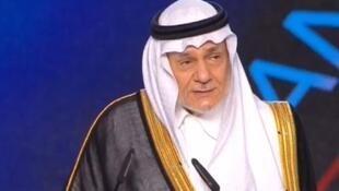 شاهزاده ترکی فیصل، رئیس پیشین سازمان امنیت عربستان سعودی
