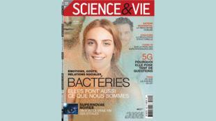 Couverture Sciences et vie