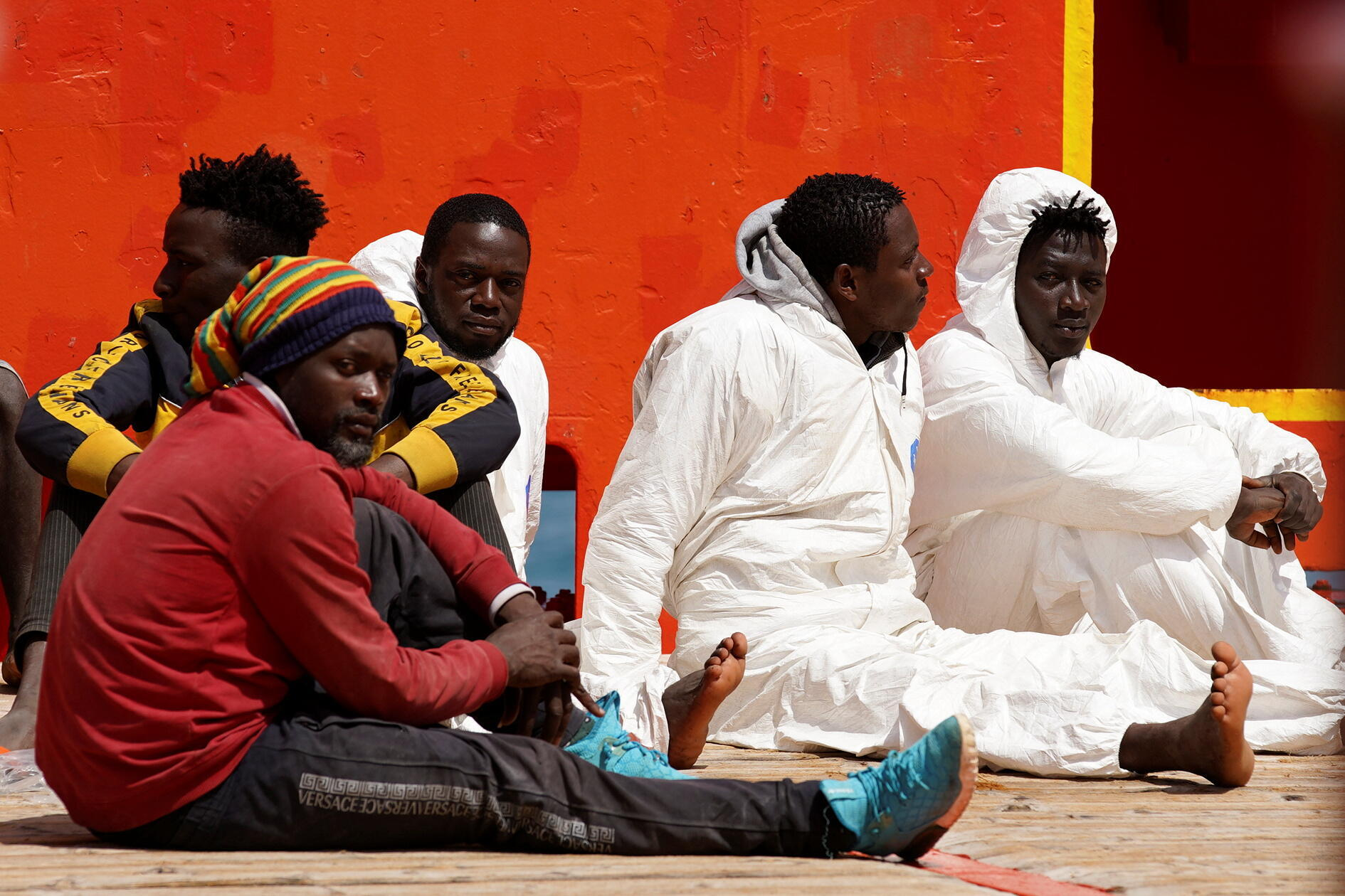 2021-05-11T092129Z_476114926_RC2LDN93OTY1_RTRMADP_3_EUROPE-MIGRANTS-ITALY