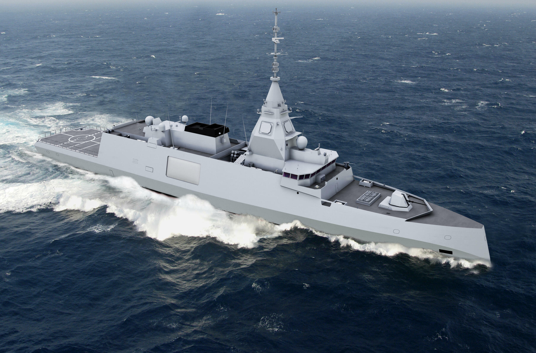 New generation Belharra frigates may be on Greece's shopping list
