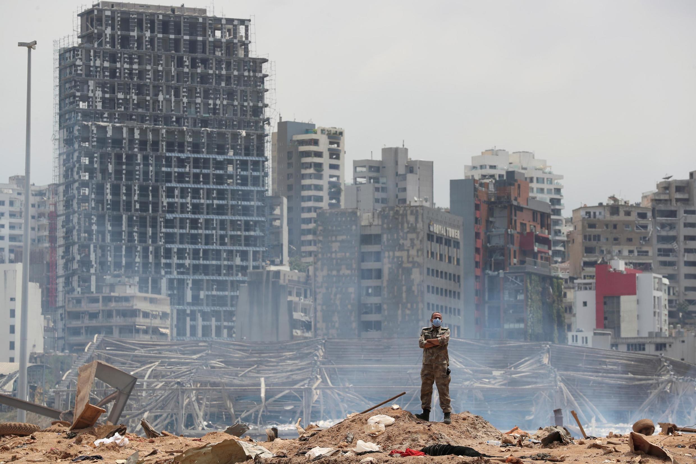 Liban - Double explosion