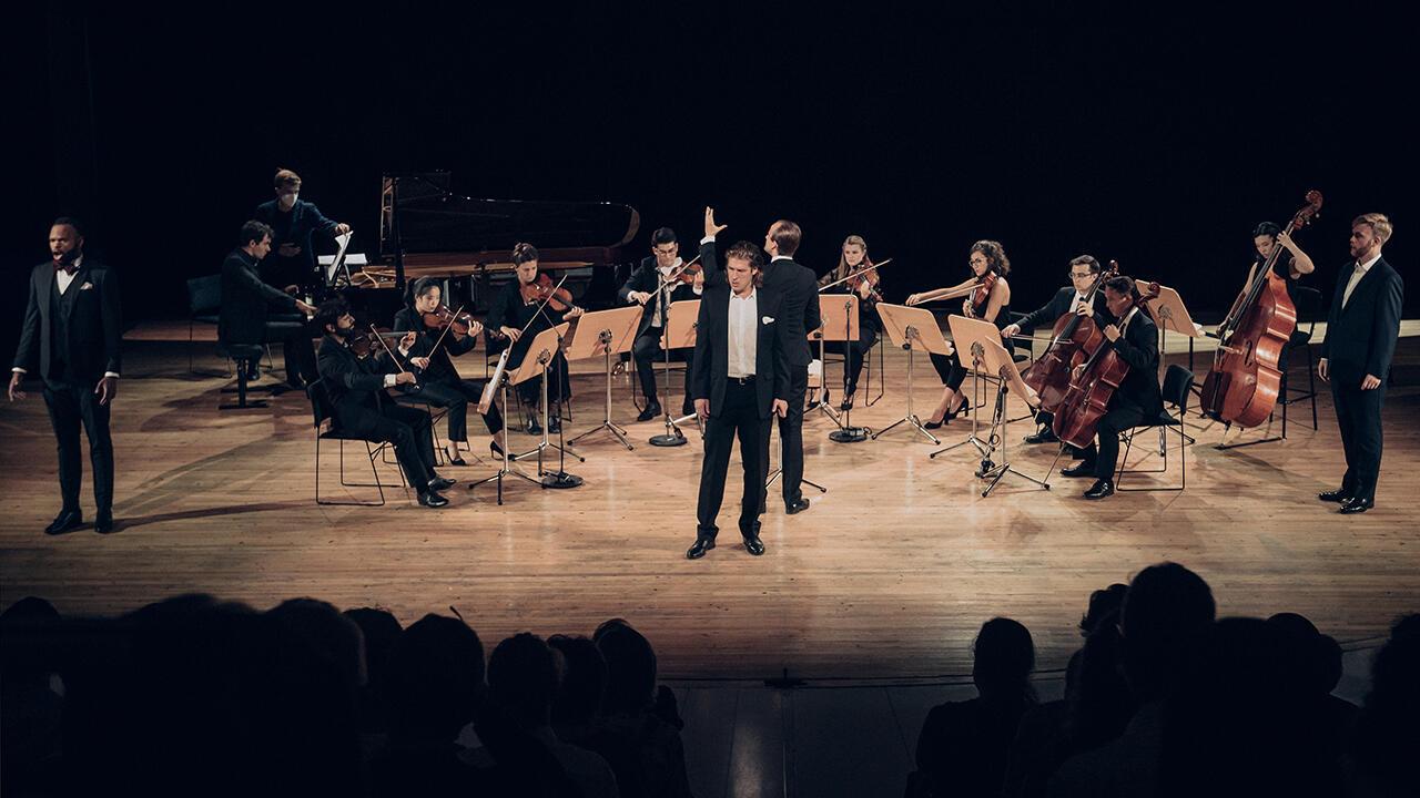 Concert d'ouverture de saison de l'Académie © Studio J'adore ce que vous faites-OnP lr