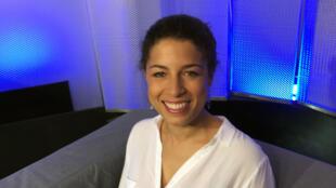 Célimène Daudet, pianiste franco-haïtienne et directrice artistique de «Haïti Piano Project»